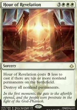 Hour of Devastation Foil: Hour of Revelation