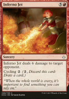 Hour of Devastation: Inferno Jet
