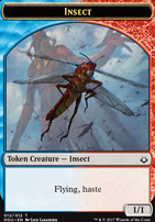 Hour of Devastation: Insect Token