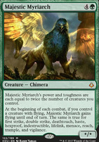 Hour of Devastation Foil: Majestic Myriarch