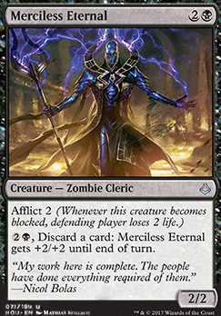 Hour of Devastation: Merciless Eternal