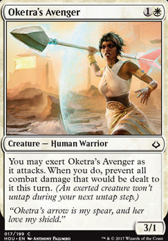 Hour of Devastation: Oketra's Avenger