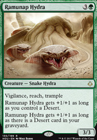 Hour of Devastation: Ramunap Hydra