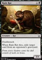 Hour of Devastation: Ruin Rat