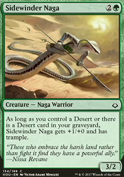 Hour of Devastation: Sidewinder Naga
