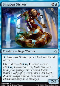 Hour of Devastation: Sinuous Striker