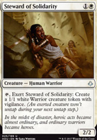 Hour of Devastation: Steward of Solidarity