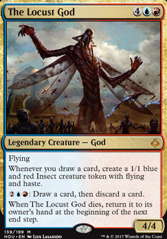 Hour of Devastation: The Locust God