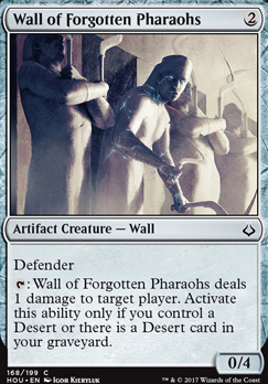 Hour of Devastation: Wall of Forgotten Pharaohs