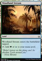Hour of Devastation: Woodland Stream (Planeswalker Deck)