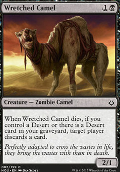 Hour of Devastation: Wretched Camel