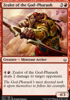 Hour of Devastation: Zealot of the God-Pharaoh (Planeswalker Deck)