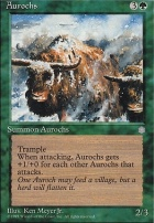 Ice Age: Aurochs