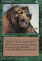 Ice Age: Balduvian Bears