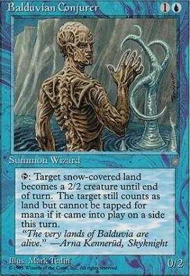 Ice Age: Balduvian Conjurer
