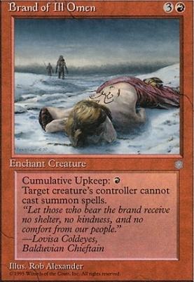 Ice Age: Brand of Ill Omen