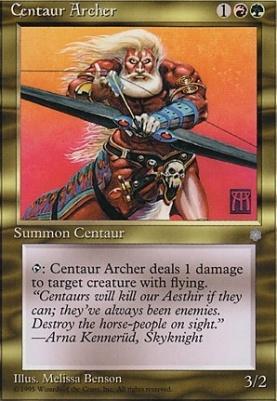 Ice Age: Centaur Archer