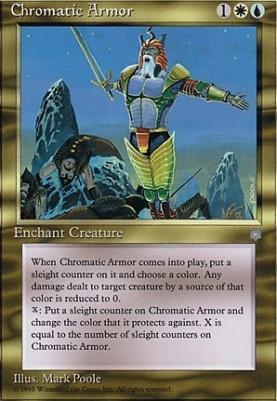 Ice Age: Chromatic Armor