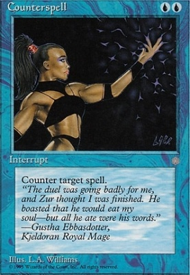 Ice Age: Counterspell
