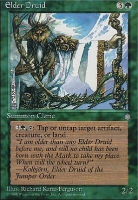 Ice Age: Elder Druid
