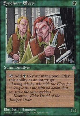 Ice Age: Fyndhorn Elves