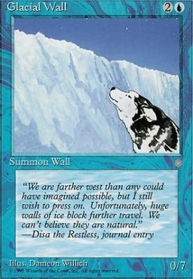 Ice Age: Glacial Wall