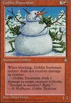 Ice Age: Goblin Snowman