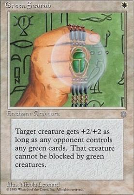 Ice Age: Green Scarab