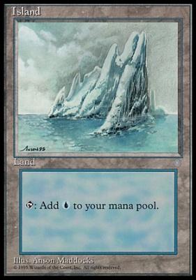 Ice Age: Island (A)