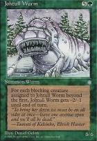 Ice Age: Johtull Wurm