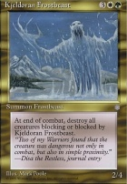 Ice Age: Kjeldoran Frostbeast