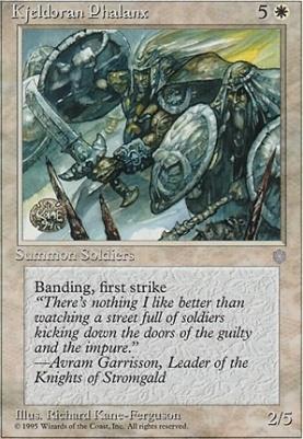 Ice Age: Kjeldoran Phalanx