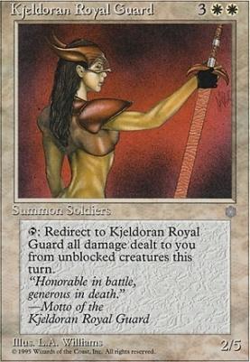 Ice Age: Kjeldoran Royal Guard