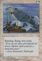 Ice Age: Kjeldoran Skycaptain