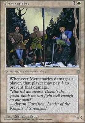 Ice Age: Mercenaries