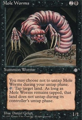Ice Age: Mole Worms