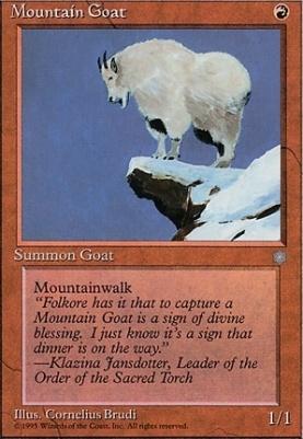 Ice Age: Mountain Goat