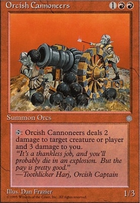 Ice Age: Orcish Cannoneers