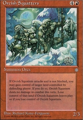 Ice Age: Orcish Squatters