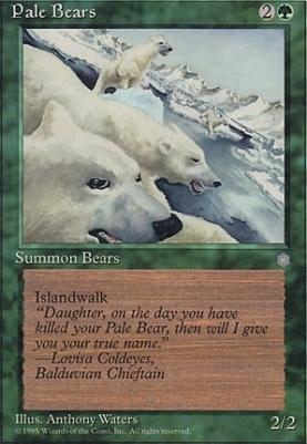 Ice Age: Pale Bears