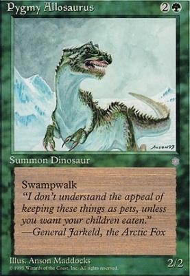 Ice Age: Pygmy Allosaurus