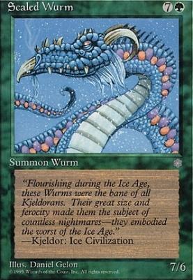 Ice Age: Scaled Wurm