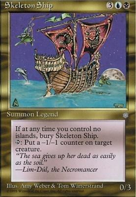 Ice Age: Skeleton Ship