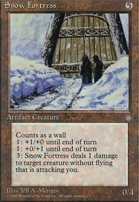 Ice Age: Snow Fortress
