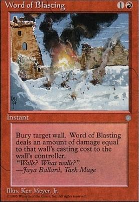 Ice Age: Word of Blasting