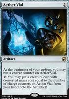 Iconic Masters Foil: Aether Vial