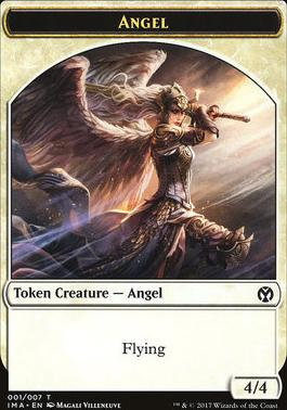 Iconic Masters: Angel Token