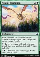 Iconic Masters: Assault Formation