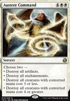 Iconic Masters: Austere Command