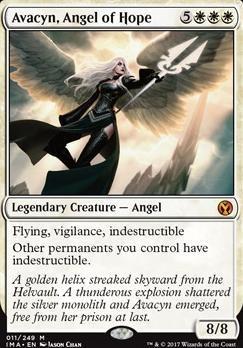 Iconic Masters: Avacyn, Angel of Hope